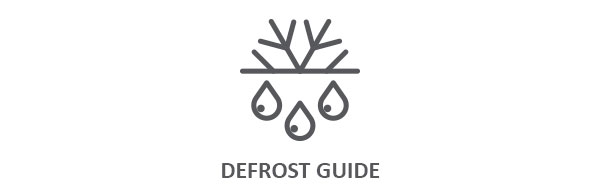Defrost Guide