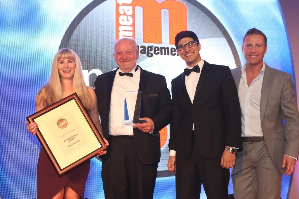 Meat Management Awards 2015