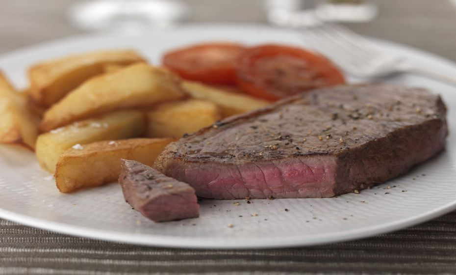 how to cook the perfect sirloin steak