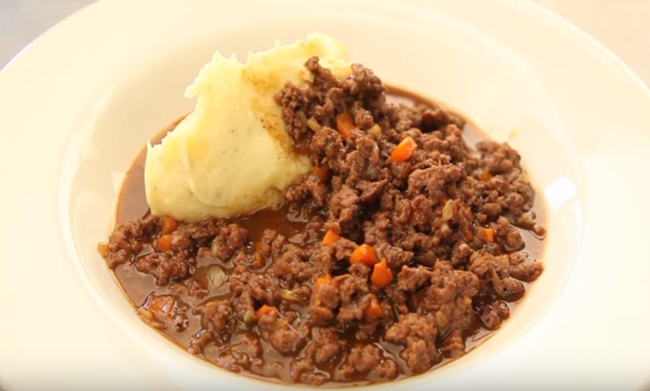 Nick's Mince & Tatties