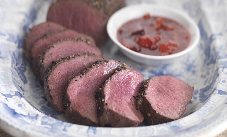 Buying Boneless Venison Loin Online