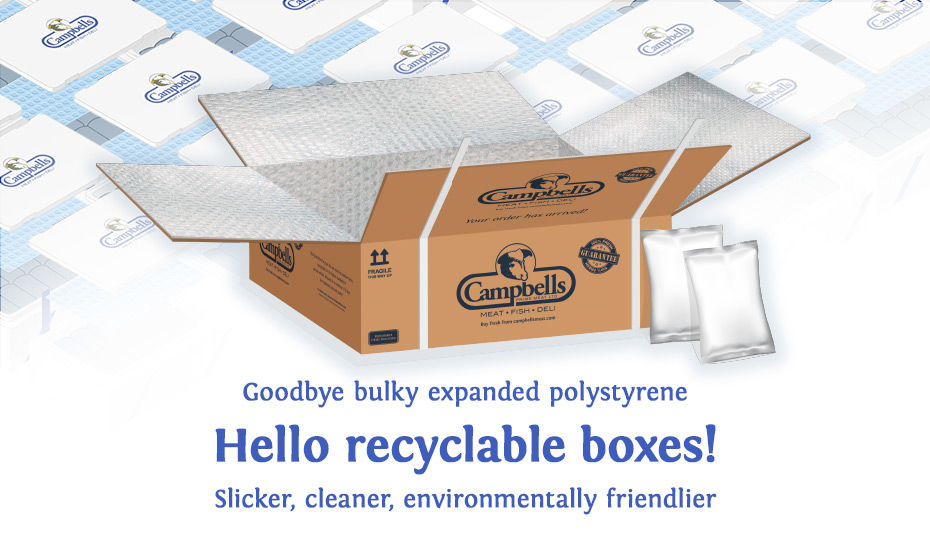 New Environment Friendly Cardboard Box