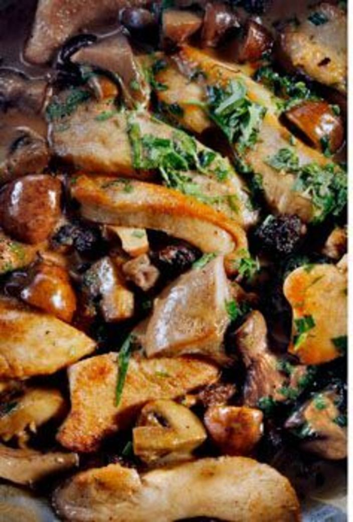Nick Nairn's Tarragon Chicken Recipe