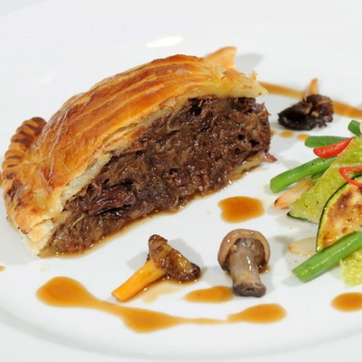 Nick Nairn's Beef Pithivier