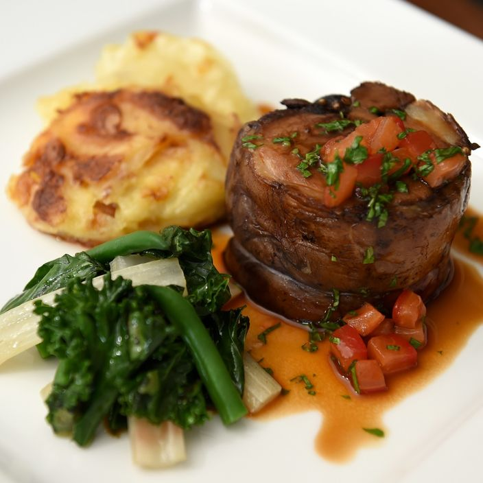 Nick Nairn's Rolled Shoulder of Lamb