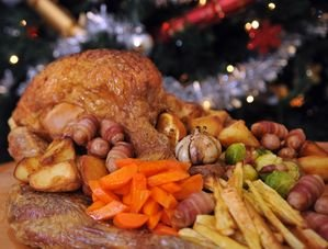Nick Nairn's Roast Turkey Christmas Dinner Recipe