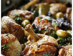 Nick Nairn Cook School's Spanish Chicken
