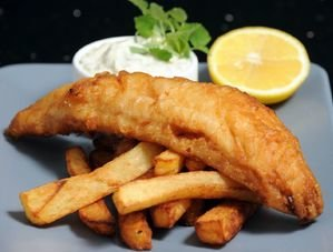 Nick Nairn's Homemade Haddock and Chips Recipe