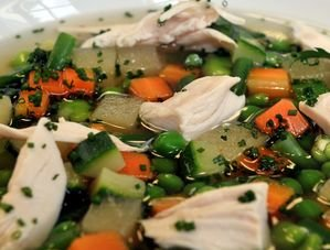 Nick Nairn's Chicken Soup