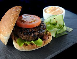 Hearty Burgers for the BBQ