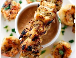Nick Nairn's Chicken Satay Recipe