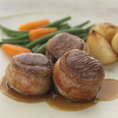 View the Lamb Chops & Steaks scotch lamb noisettes online at Campbells Meat, an award winning online butchers