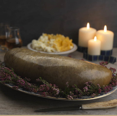 View the Haggis campbells chieftain haggis online at Campbells Meat, an award winning online butchers