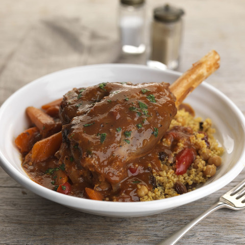 Scotch Lamb Shanks