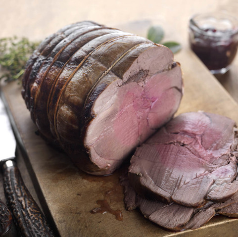 View the Venison scottish wild venison haunch boneless online at Campbells Meat, an award winning online butchers