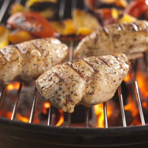 View the Chicken chicken breast fillets pack of 10 (5-6oz)  online at Campbells Meat, an award winning online butchers