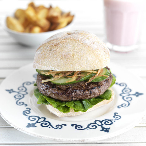 Heatherfield Burger
