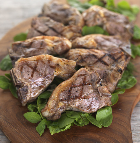 View the Lamb Chops & Steaks lamb chop online at Campbells Meat, an award winning online butchers