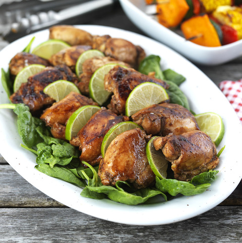 View the Chicken chicken thighs boneless/skinless (pack of 4) online at Campbells Meat, an award winning online butchers