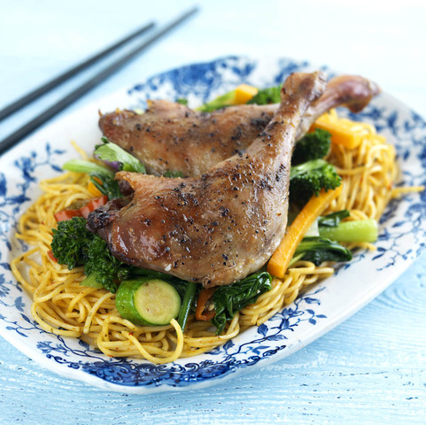 View the Duck barbary duck legs female (pack of 2) online at Campbells Meat, an award winning online butchers