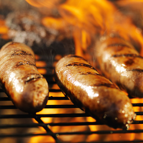 View the Sausages premium pork sausage online at Campbells Meat, an award winning online butchers