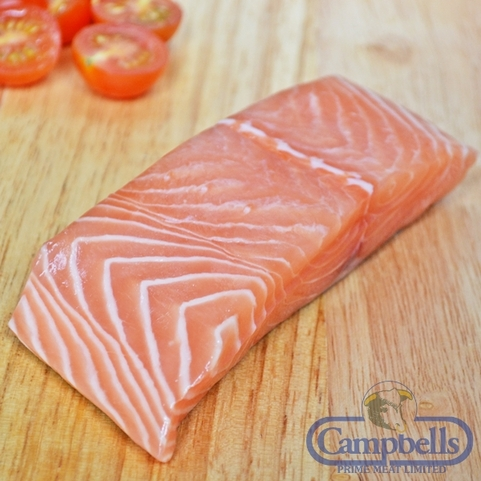Salmon Fillet (Skinless) with Sweet Chilli & Lime Coater