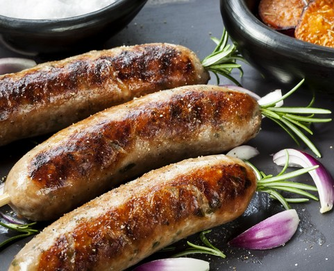 Award Winning Breakfast Pork Sausage