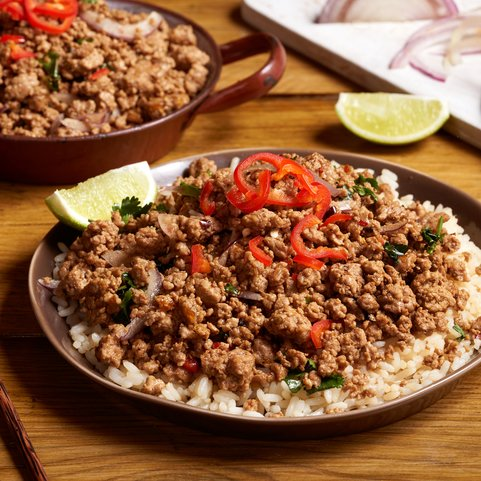 View the Minced & Diced Pork specially selected pork mince online at Campbells Meat, an award winning online butchers
