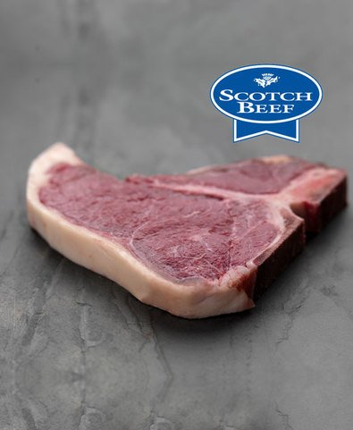 View the Beef Steak scotch beef t bone steak online at Campbells Meat, an award winning online butchers