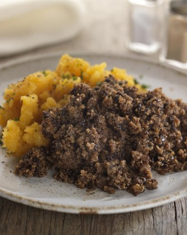 View the Haggis campbells haggis online at Campbells Meat, an award winning online butchers