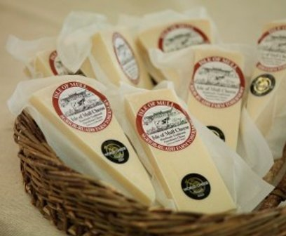 View the Cheese isle of mull cheese 400g online at Campbells Meat, an award winning online butchers