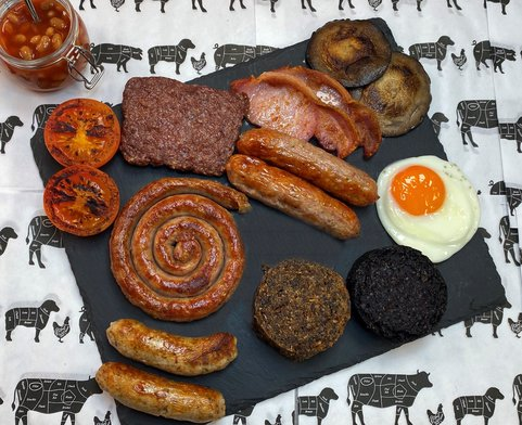 View the Meat Boxes campbells breakfast meat box online at Campbells Meat, an award winning online butchers