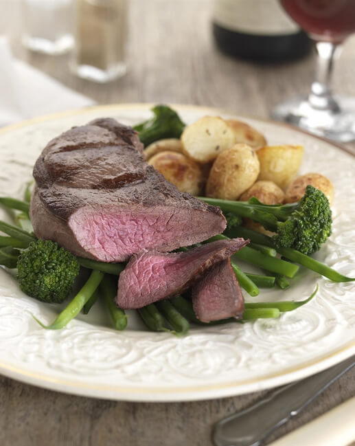 Scottish Wild Venison Steaks