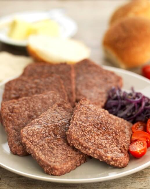 Ayrshire Lorne Sausage Sliced
