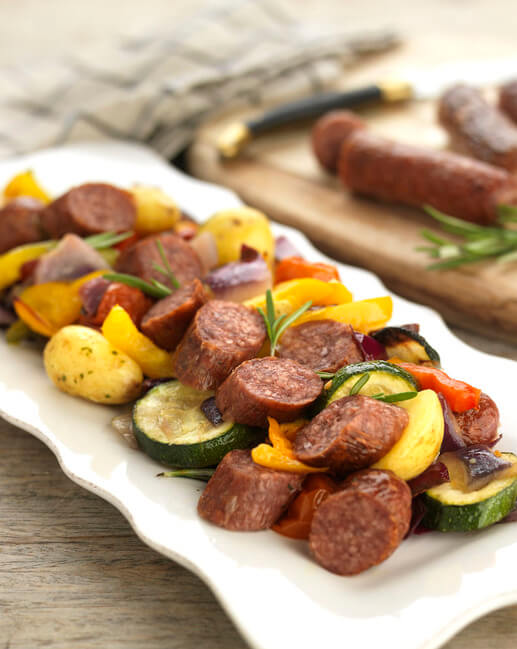 Campbells Family Recipe Beef Sausages