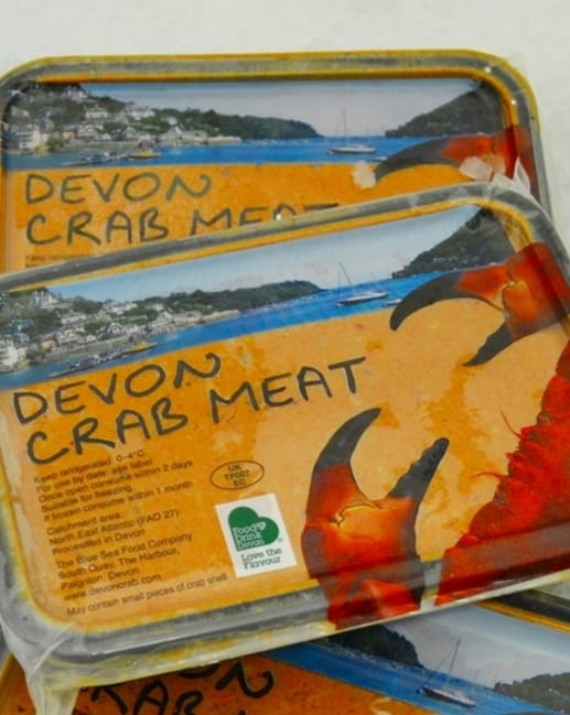 Brown Crab Meat