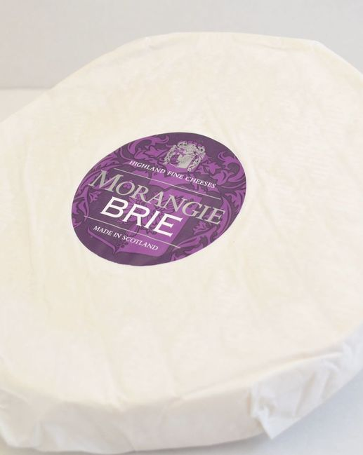 Highland Fine Cheeses Morangie Brie