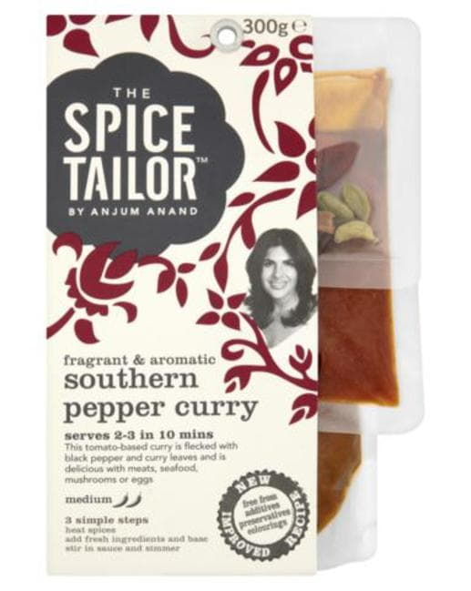 Southern Pepper Curry Sauce