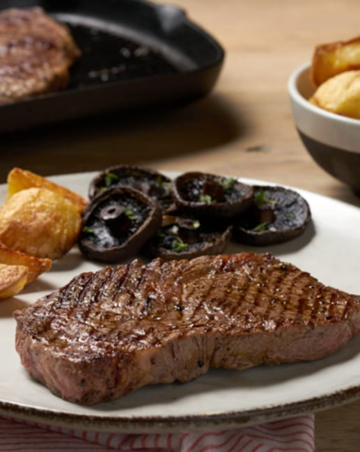 Aberdeen Angus Rib Eye Steak
