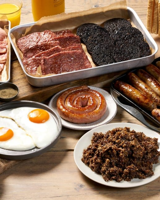 Campbells Breakfast Meat Box
