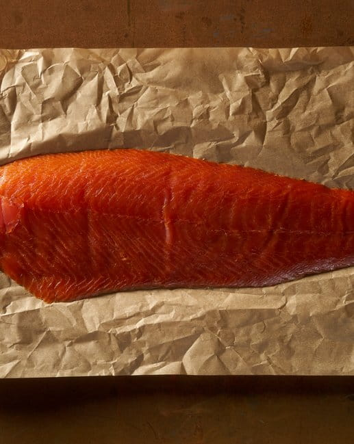 CAMPBELLS & Co Smoked Salmon Sliced Side