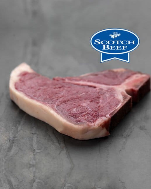 Scotch Beef T Bone Steak