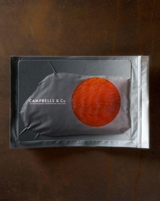 CAMPBELLS & Co Smoked Salmon 250g Pack