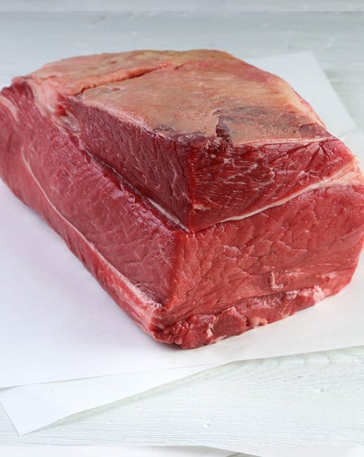 Scotch Beef Whole Rump