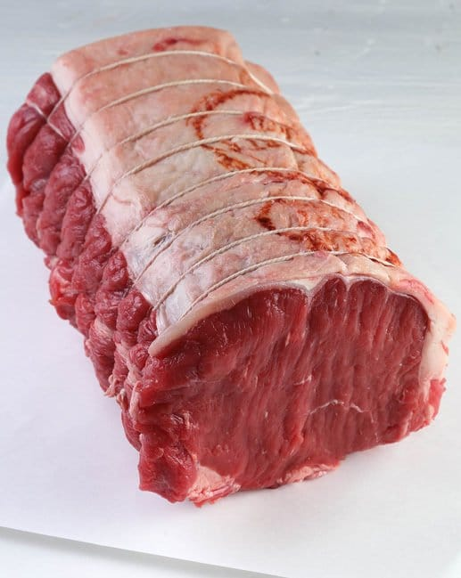 Scotch Beef Sirloin Roasting Joint