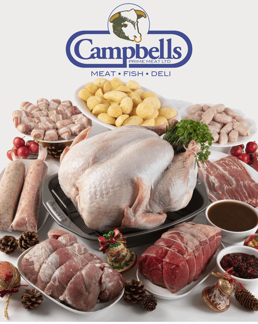 Heatherfield Luxury Christmas Meat Hamper
