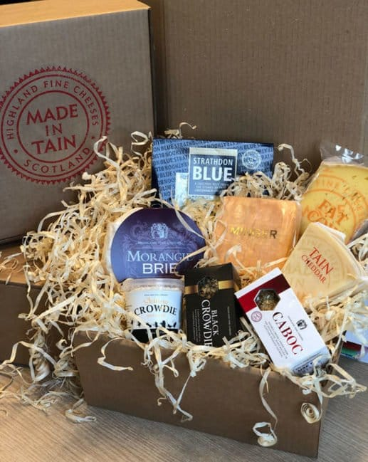 Highland Fine Cheese Gift Set