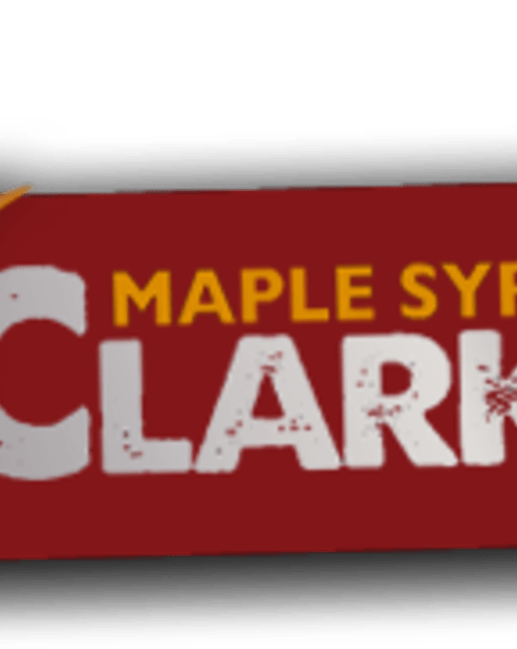 Clarks Pure Canadian Maple Syrup 1ltr
