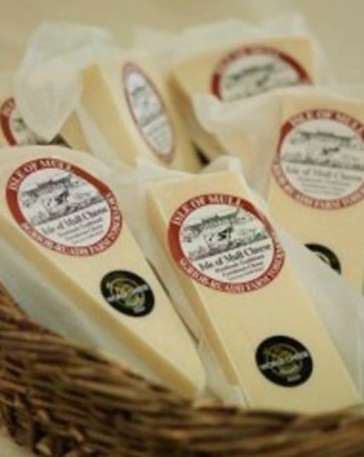 Isle of Mull Cheese 400g