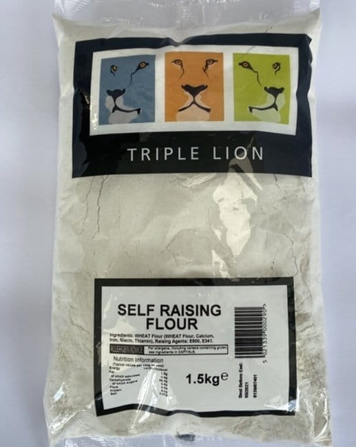 Self Raising Flour 1.5Kg Bag
